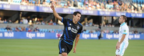 Earthquakes Advance to U.S. Open Cup Quarterfinals with 2-1 Win