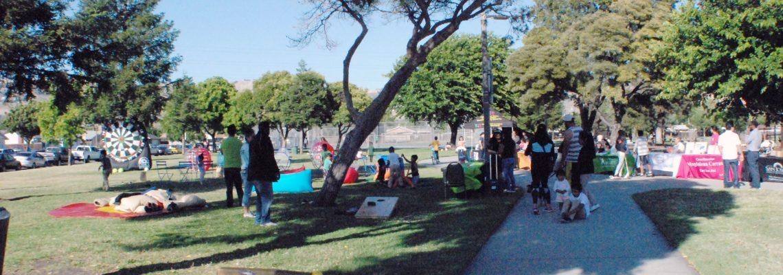 """Inseguridad en """"Capitol Park"""""""