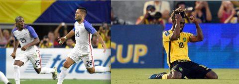 Estados Unidos busca su sexto título de la Copa Oro ante Jamaica, que quiere el primero