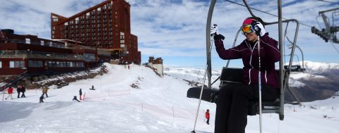 Chilean ski resorts expecting 1.4 million visitors in 2017