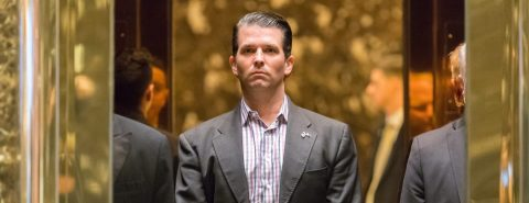 Trump's son releases email chain relating to meeting with Russian lawyer