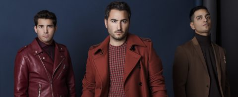 For Mexico's Reik group, now is the time to experiment with music