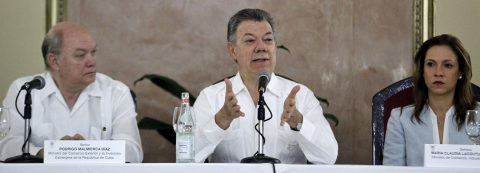 Colombia seeks renewed relations with Cuba, with emphasis on doing business
