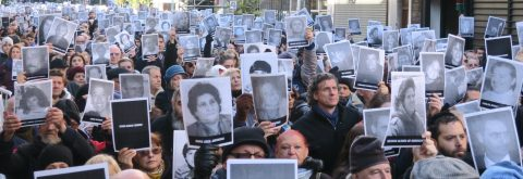 Buenos Aires Jewish community demands end to killers' 23 years of impunity