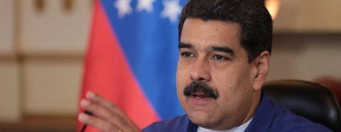 Maduro calls Santos traitor, accuses him of destroying Colombia