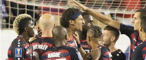 US knocks out El Salvador, will meet Costa Rica in semis