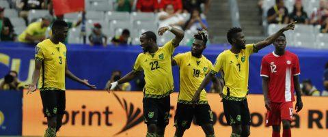 2-1. Jamaica acaba con el resurgir de Canadá y repite semifinales