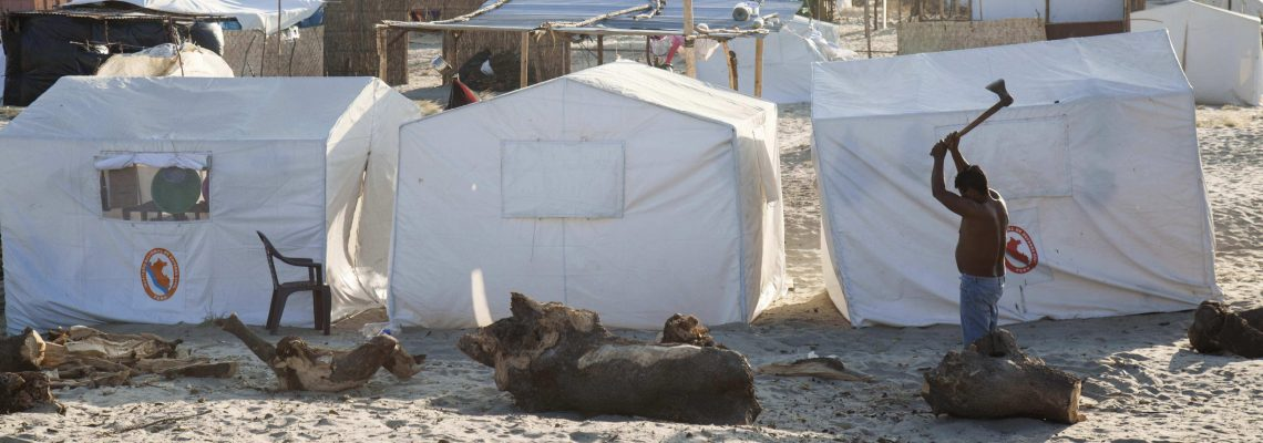 Lives of evacuees from Peru floods made worse by diseases, epidemics