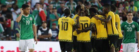 0-1. Jamaica cobra venganza dos años después en la lucha por el paso a la final