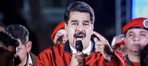 """EEUU impone sanciones económicas directas al """"dictador"""" Nicolás Maduro"""