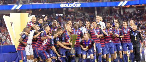 Estados Unidos se corona campeón con una 6ta Copa Oro