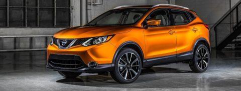 Nissan exprime la naranja con el Rogue Sport
