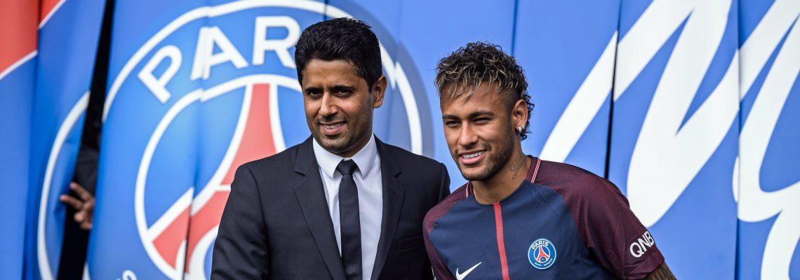 """Al Khelaifi: """"Neymar no es caro"""""""