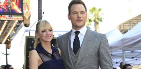 Actors Chris Pratt, Anna Faris to separate after 8 years of marriage