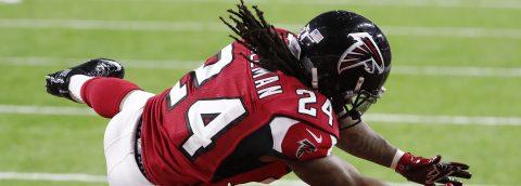 Los Falcons y Freeman llegan a un acuerdo de extensión de contrato
