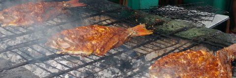 Pescado a la talla, plato emblemático de Acapulco con reconocimiento mundial