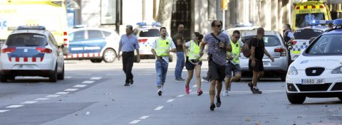 Cinco terroristas abatidos en nuevo atentado al sur de Barcelona
