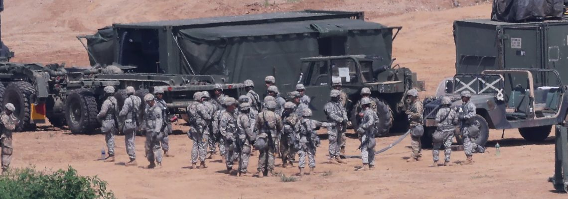 US, South Korea to conduct military drills despite tension