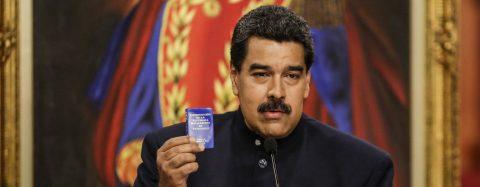 Venezuelan president plans overture to Trump