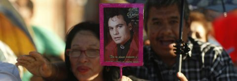 Mexico marks 1st anniversary of singer Juan Gabriel's death