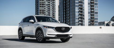 Eficiente, lujoso y sin discusión hermoso. Es el CX-5 de Mazda