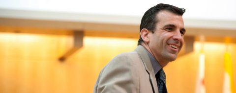 San Jose Mayor Sam Liccardo announces Re-Election Campaign