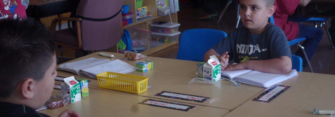 Los Ángeles inicia programa piloto de comida vegetariana en sus escuelas