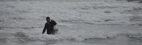 El huracán Katia cobra fuerza e inicia su avance hacia la costa oriental de México