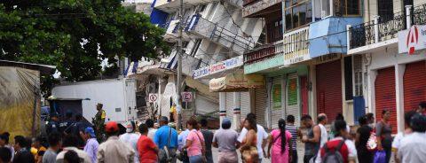 Al menos 61 muertos y 250 heridos deja mayor terremoto en México desde 1932