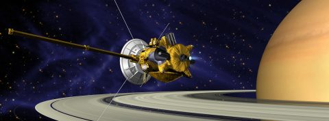 NASA probe Cassini relays final data as it plunges into Saturn's atmosphere