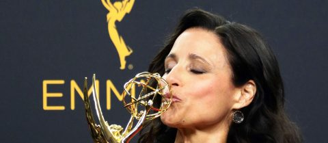 Veep wins third Emmy as best comedy series