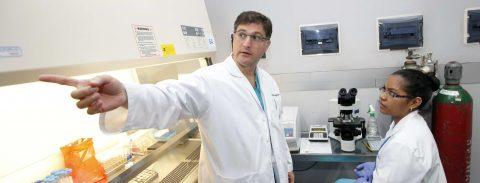 Panama clinic finds test boosts success of in-vitro fertilization