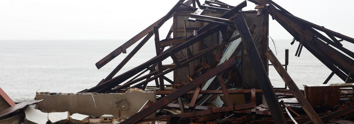 Dam failure forces evacuations in storm-stricken Puerto Rico