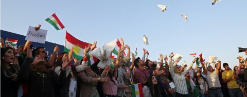 US does not recognize the outcome of the Kurdistan independence referendum
