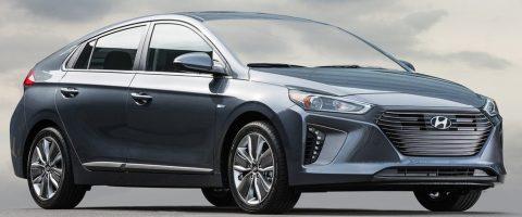 Hyundai Ioniq: ¿Una piedra en el camino del Toyota Prius?
