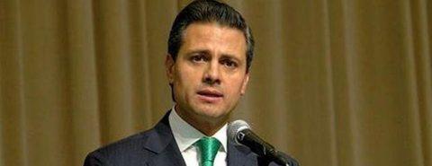 "Peña Nieto tras terremoto en México: ""Sigamos unidos"""