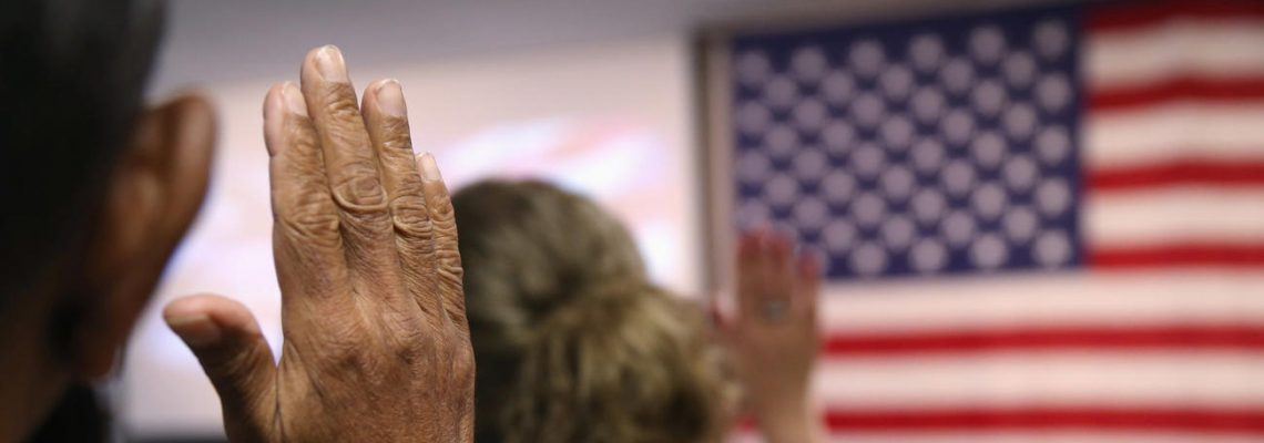 Sept. 23 Workshop Offers Free Immigration Services to  Legal Permanent Residents Who Want to Become U.S. Citizens