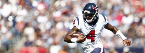 57-14. El novato Watson y Texans hacen historia con una ofensiva arrolladora