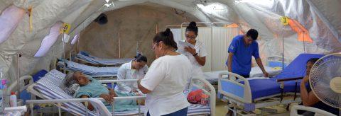Siguen hospitalizadas 39 personas, 11 en estado grave, tras sismos en México