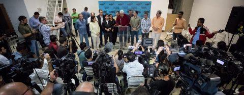 La oposición no retomará el diálogo con Maduro si no se auditan las elecciones