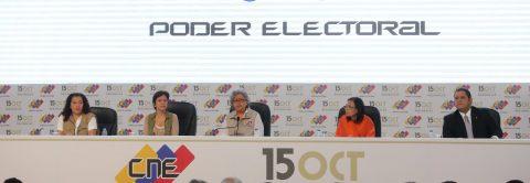 Venezuela ruling party declared winner of Bolivar state election