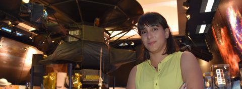 Colombian engineer protects new NASA spacecraft from cosmic radiation