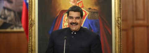 Maduro threatens to repeat regional polls in some states