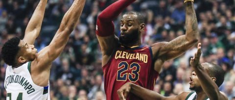 Cavaliers stay unbeaten with 116-97 victory over Bucks
