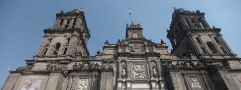 European experts help assess quake damage to Mexican cultural landmarks