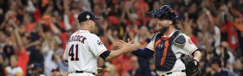 Astros grab 2-games-to-1 lead over Dodgers in World Series