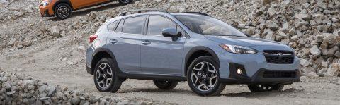 El Subaru Crosstrek llega muy mejorado al 2018
