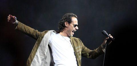 "Marc Anthony revive junto a sus fans del Área de la Bahía sus éxitos en ""Full Circle Tour"""