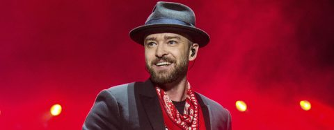 Justin Timberlake to stage halftime show at next Super Bowl