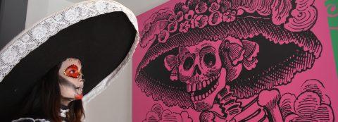 La Catrina, icono del Día de Muertos en México que nació como crítica social